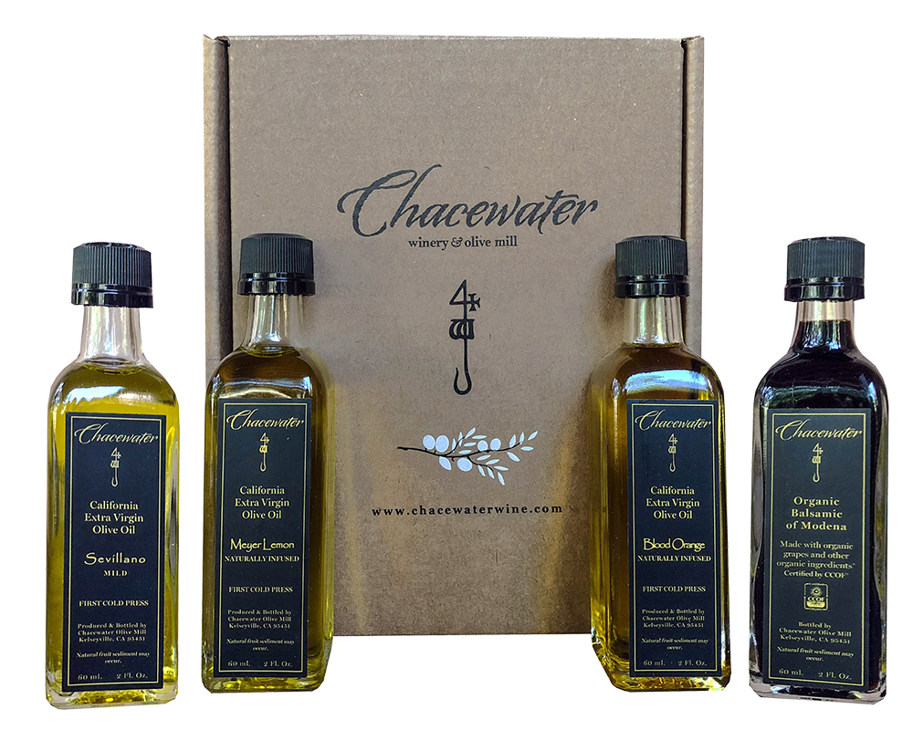 Product Image for Gift Set 4 Pack Infused & Balsamic