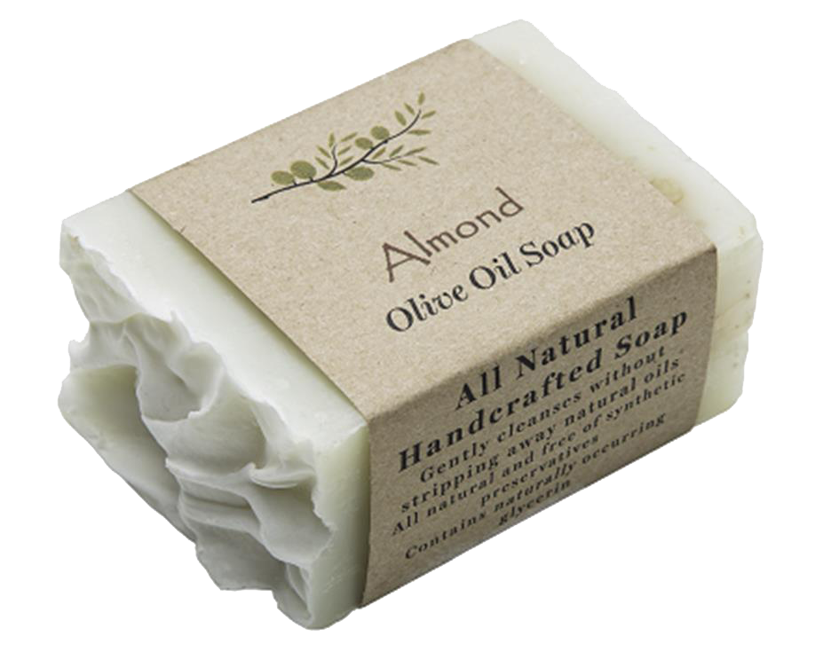 Almond Soap Product Image