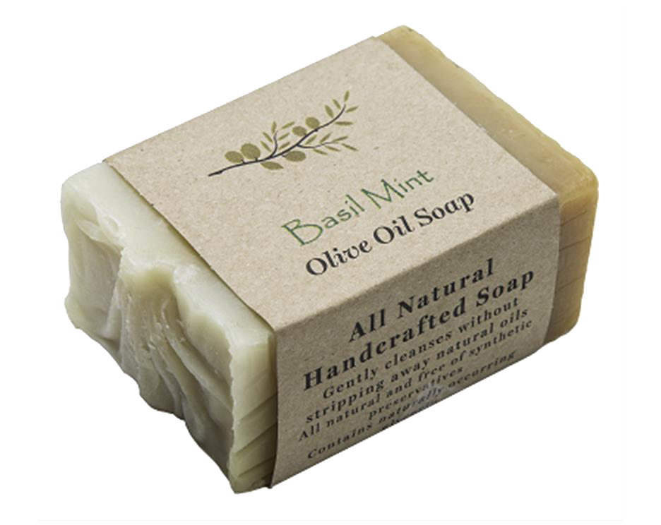 Basil Mint Soap Product Image