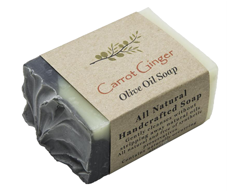 Carrot Ginger Soap Product Image