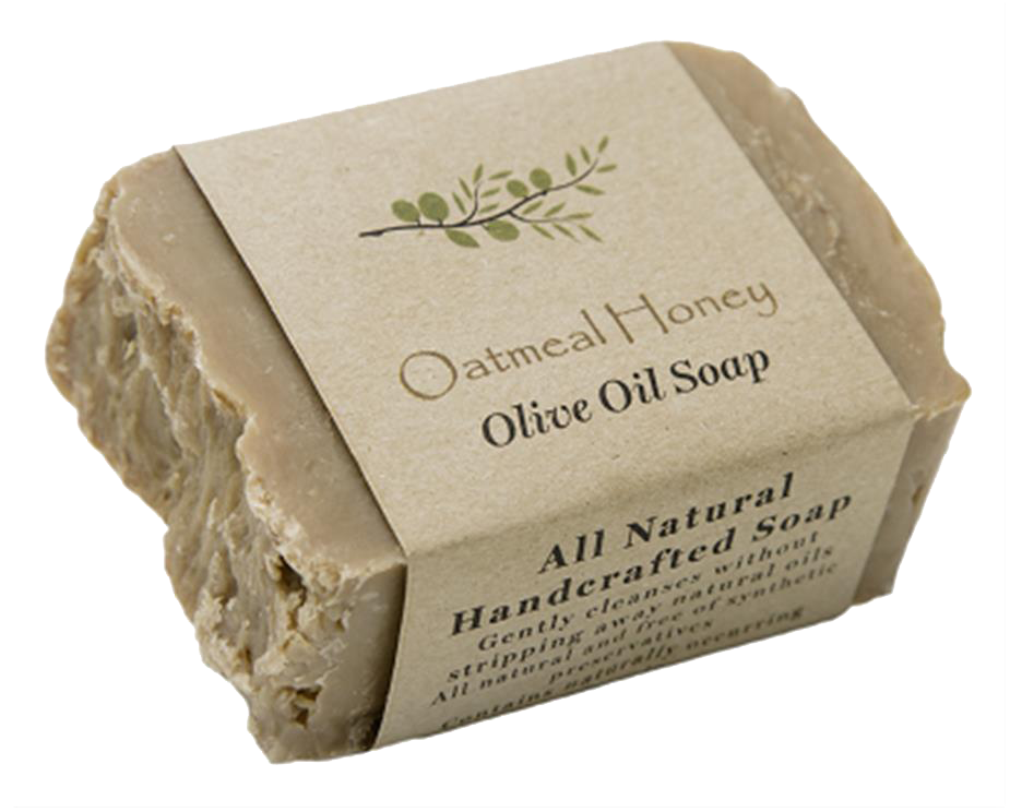 Oatmeal Honey Soap Product Image
